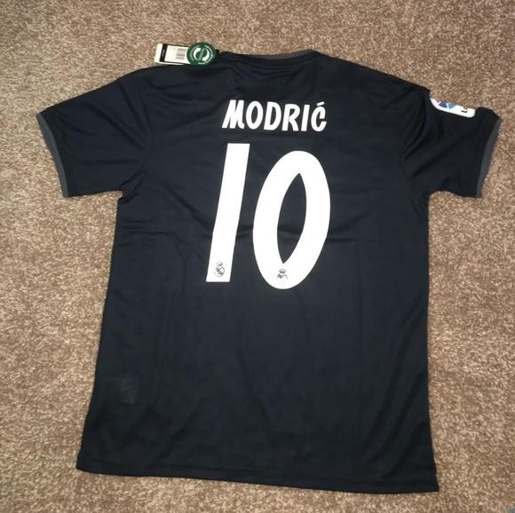 af9d6fdee Real Madrid Away 18 19 Jersey MODRIC 10